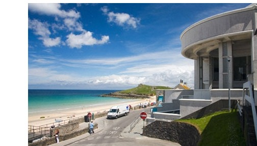 The Tate St Ives