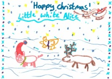 Christmas at Little White Alice